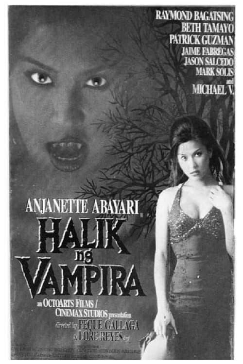 Halik Ng Vampira