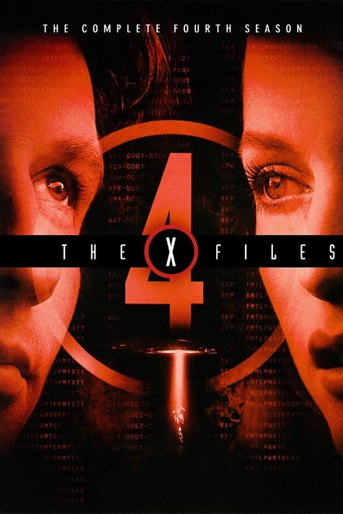 Watch The X-Files Season 4 in English Online Free