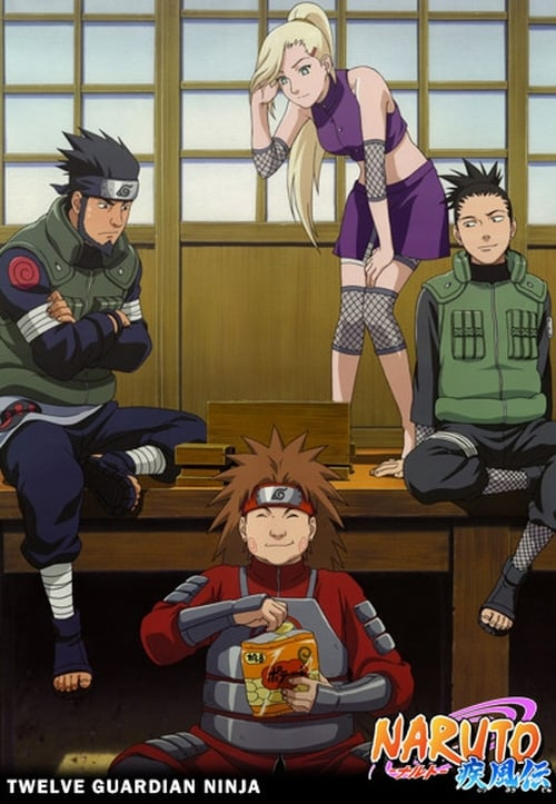 Watch Naruto Shippūden Season 3 in English Online Free