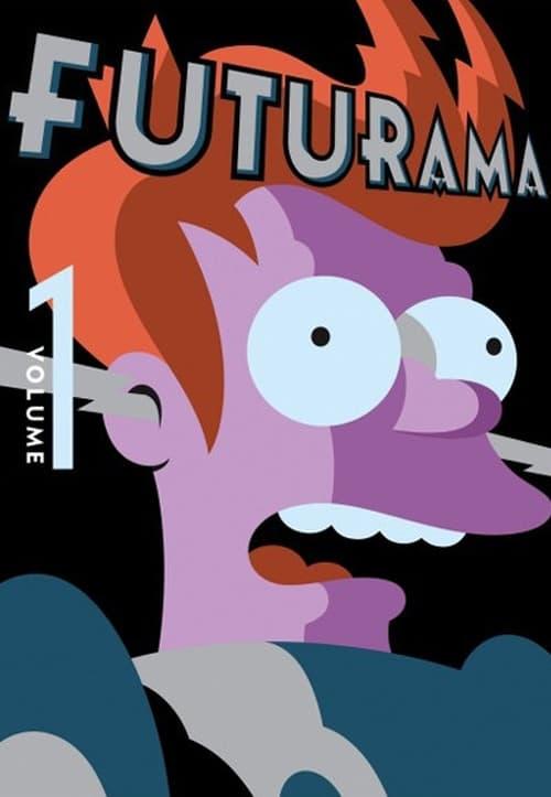 Watch Futurama Season 1 in English Online Free