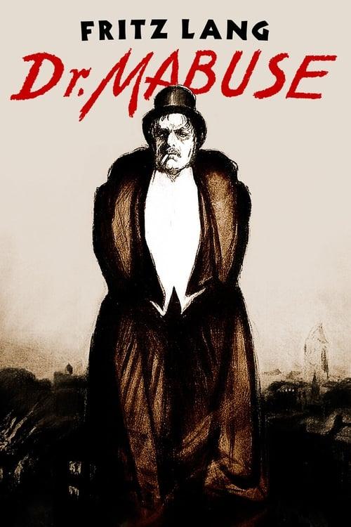 Dr. Mabuse, the Gambler