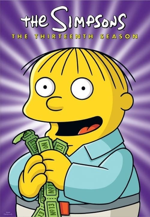Watch The Simpsons Season 13 in English Online Free