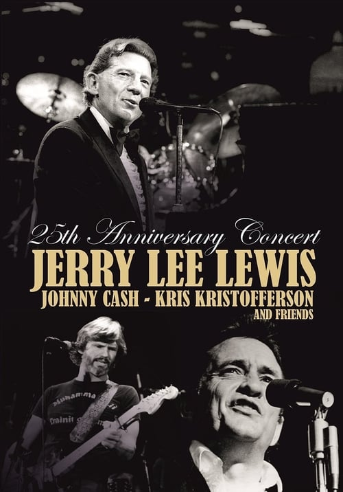 Jerry Lee Lewis 25th anniversary concert