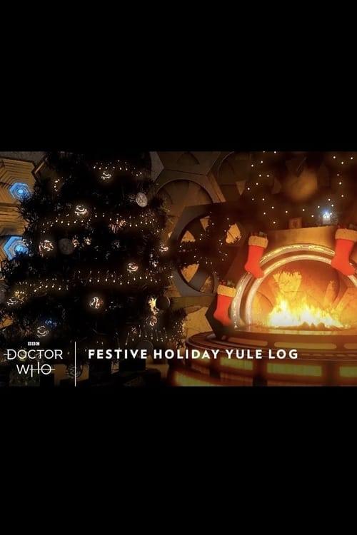 Doctor Who Festive Yule Log