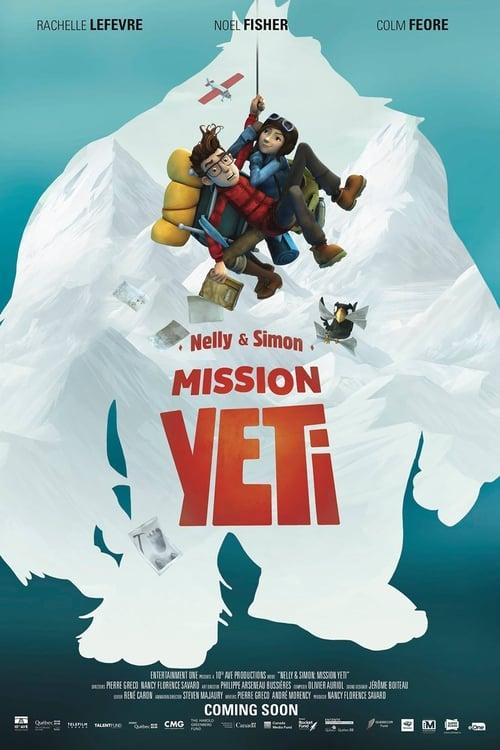 Nelly & Simon: Mission Yeti