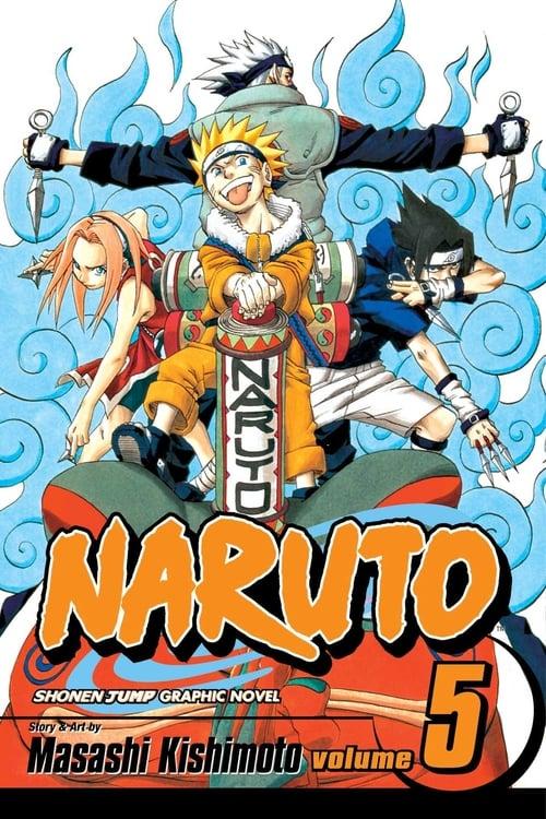 Watch Naruto Season 5 in English Online Free