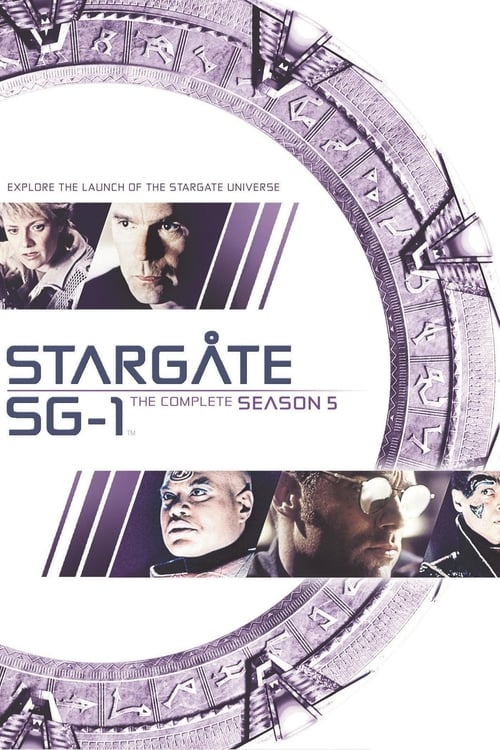 Watch Stargate SG-1 Season 5 in English Online Free