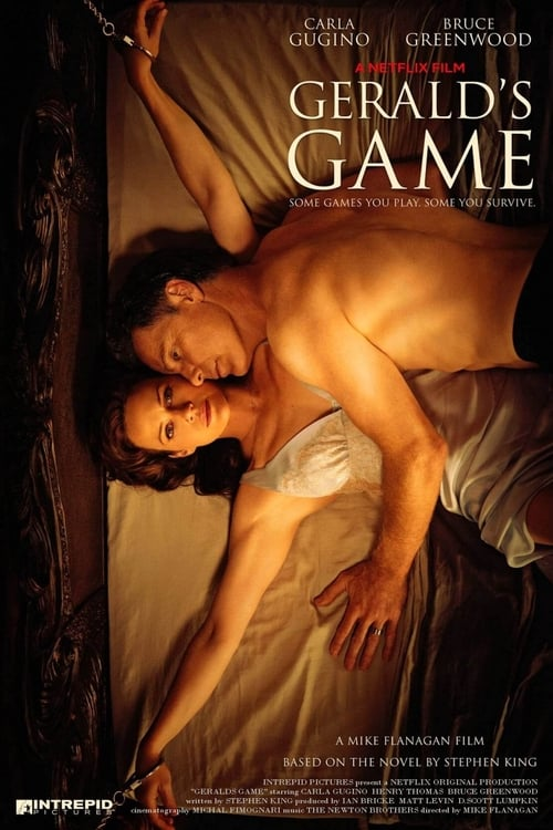 Gerald's Game poster
