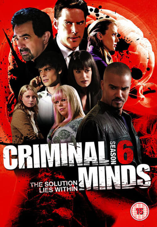 Watch Criminal Minds Season 6 in English Online Free