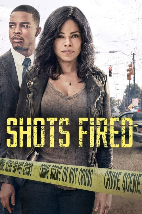 Watch Shots Fired (2017) in English Online Free | 720p BrRip x264