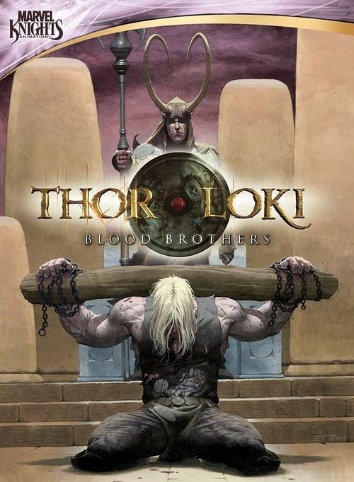 Thor & Loki: Blood Brothers