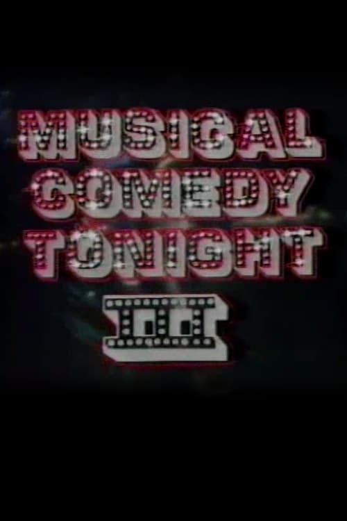 Musical Comedy Tonight III