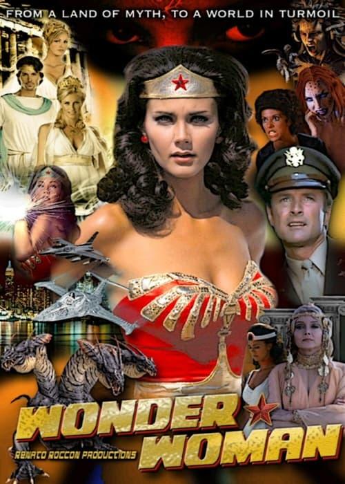 Regarder Wonder Woman (1975) dans Français En ligne gratuit | 720p BrRip x264