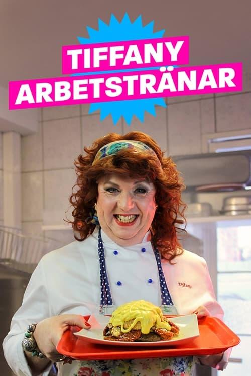 Tiffany Persson arbetstränar