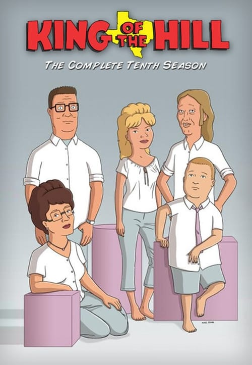 Watch King of the Hill Season 10 in English Online Free