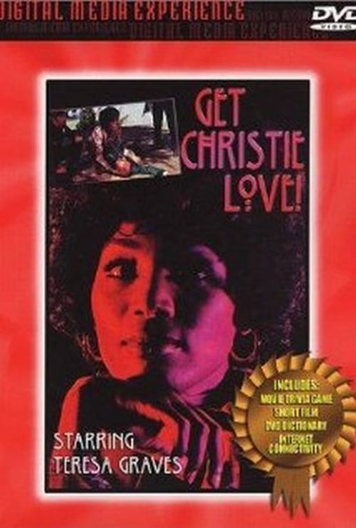 """Largescale poster for """"Get Christie Love!"""""""