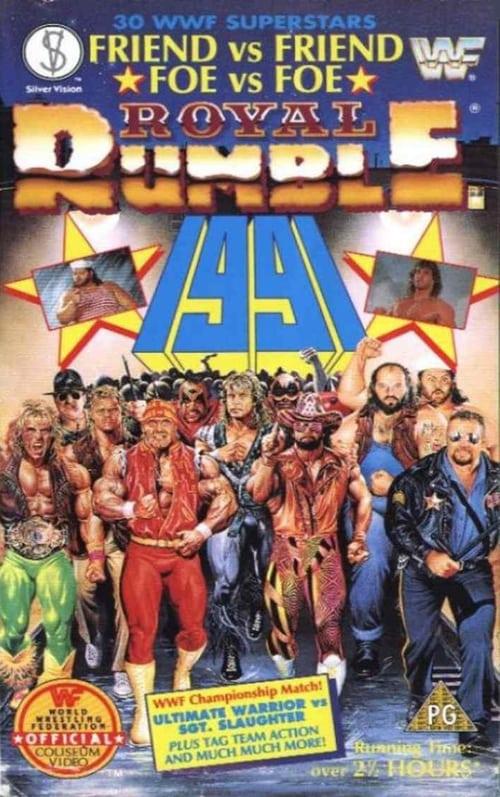WWE Royal Rumble 1991