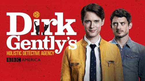 Dirk Gently's Holistic Detective Agency Season 2