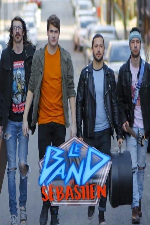 Le band et Sébastien