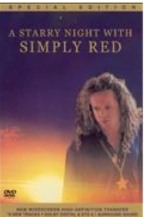 Largescale poster for Simply Red A Starry Night