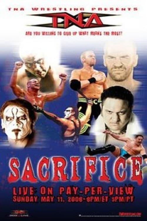 TNA Sacrifice 2008