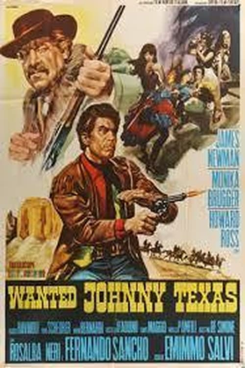 Wanted Johnny Texas