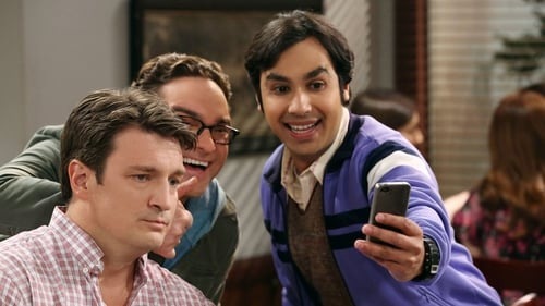 Watch The Big Bang Theory S8E15 in English Online Free | HD