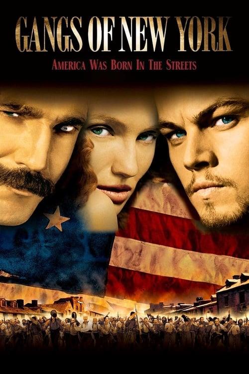 Gangs of New York poster