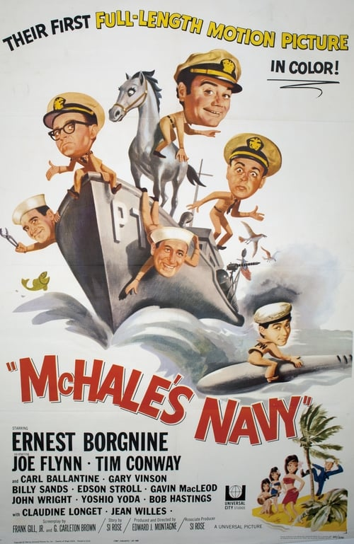 Largescale poster for McHale's Navy