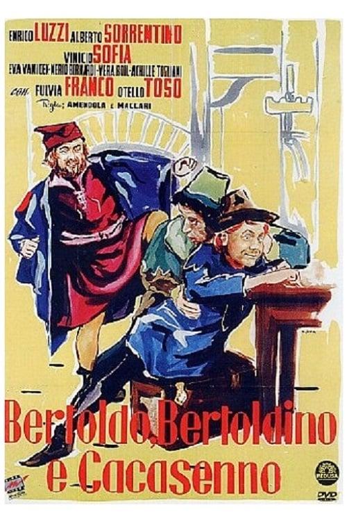 Bertoldo, Bertoldino e Cacasenno