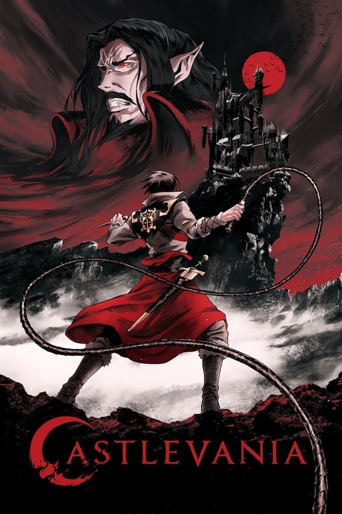 Watch Castlevania (2017) in English Online Free | 720p BrRip x264