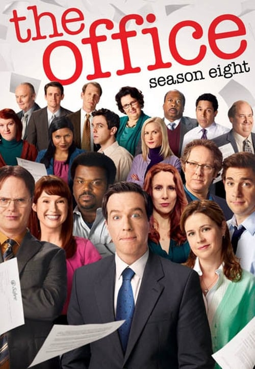 Watch The Office Season 8 in English Online Free
