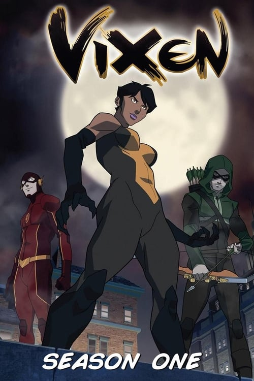 Watch Vixen Season 1 in English Online Free