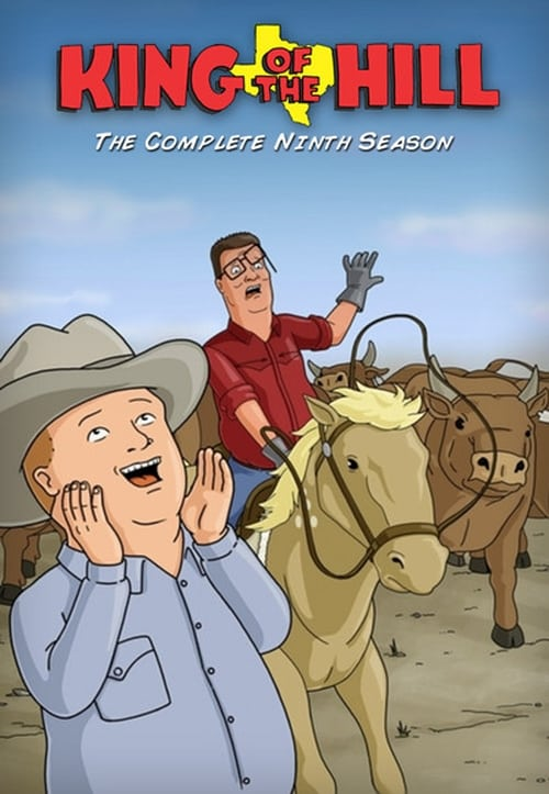 Watch King of the Hill Season 9 in English Online Free