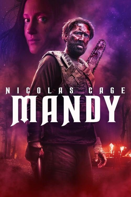Mandy poster