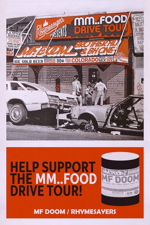 Mm.. Food Drive Tour