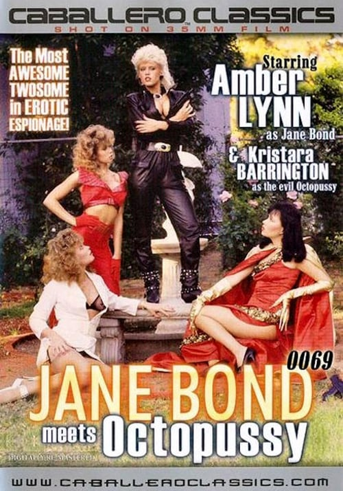 Jane Bond Meets Octopussy