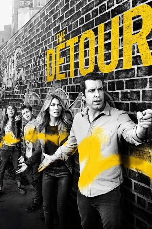 Watch The Detour (2016) in English Online Free | 720p BrRip x264