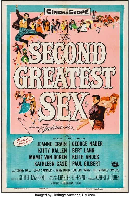 The Second Greatest Sex