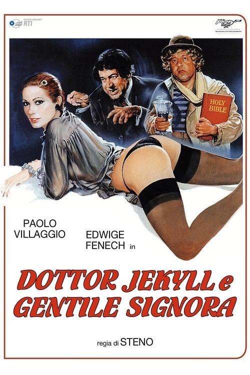 Dr. Jekyll Likes Them Hot