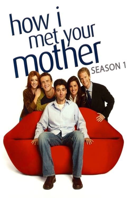 Watch How I Met Your Mother Season 1 in English Online Free