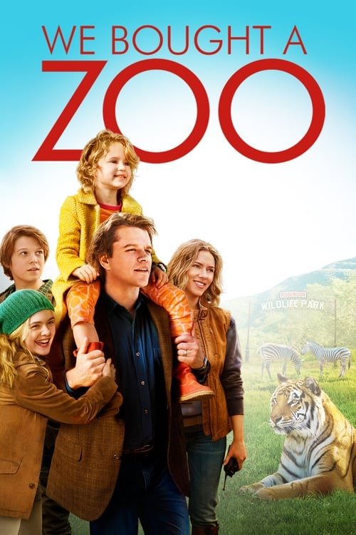 We Bought a Zoo poster