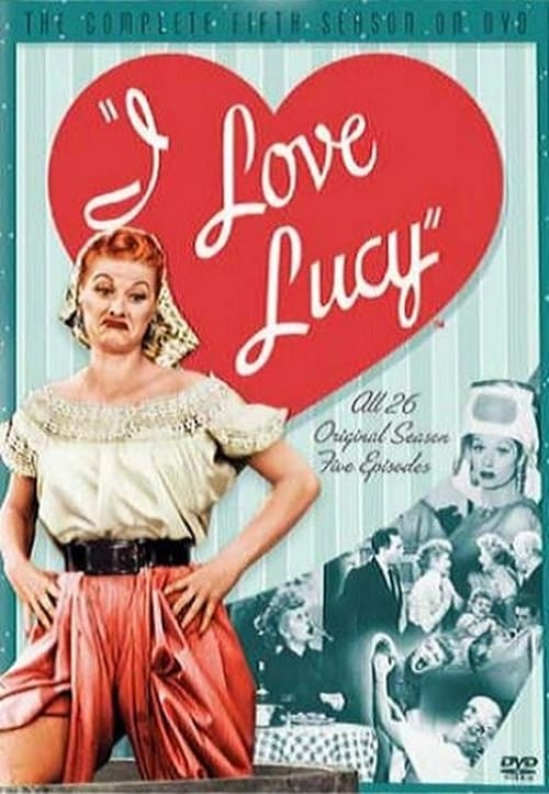 Watch I Love Lucy Season 5 Episode 23 Full Movie Download