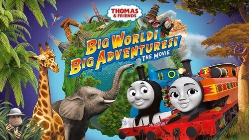 Tomek i przyjaciele: Wielki świat! Wielkie przygody!