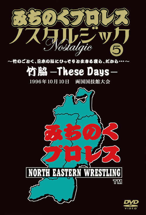 Michinoku Pro 3rd Anniversary: These Days