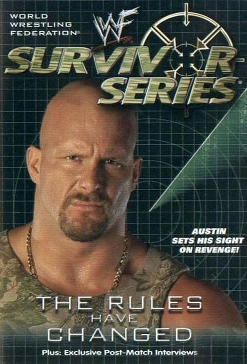 WWE Survivor Series 2000