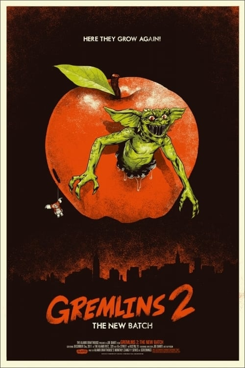Gremlins 2: The New Batch poster
