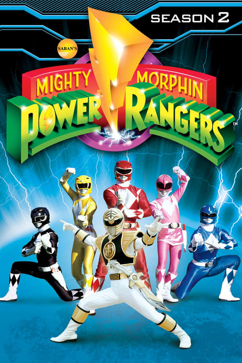 Watch Power Rangers Season 2 in English Online Free