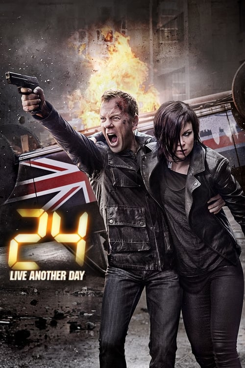 Watch 24: Live Another Day (2014) in English Online Free | 720p BrRip x264