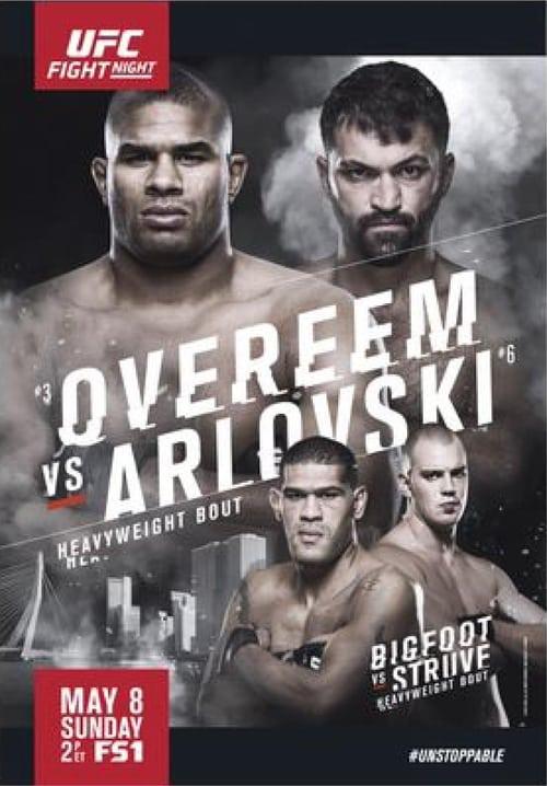 UFC Fight Night 87: Overeem vs. Arlovski